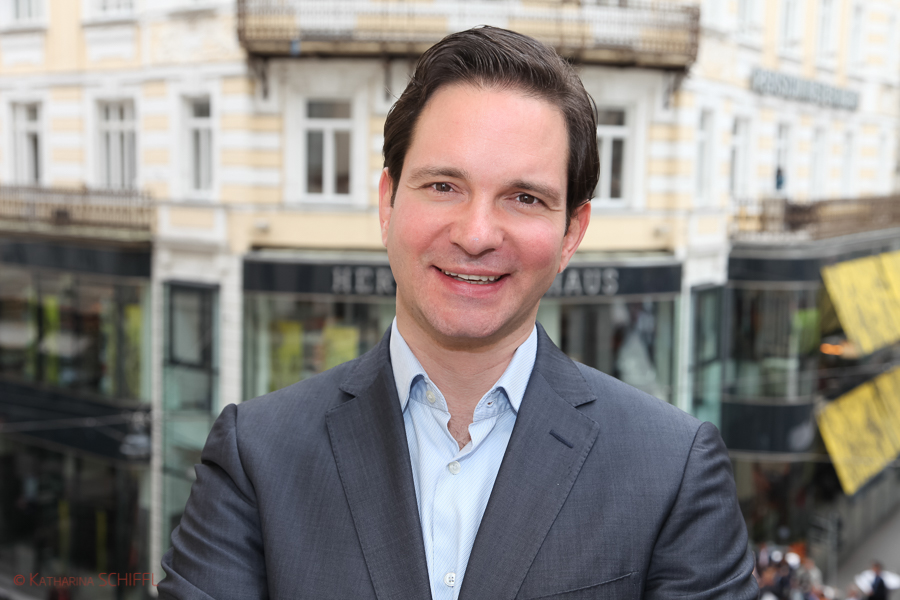 Arnold Immobilien CEO Markus Arnold