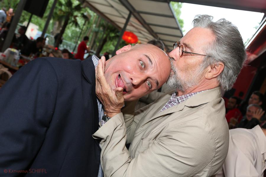 Christoph Faelbl und Adi Hirschal @ Summerstage Vienna – Geburts