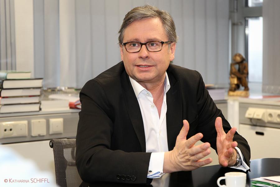ORF Generaldirektor Alexander Wrabetz