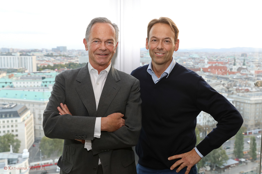 Andreas Treichl & Andreas Brandstetter