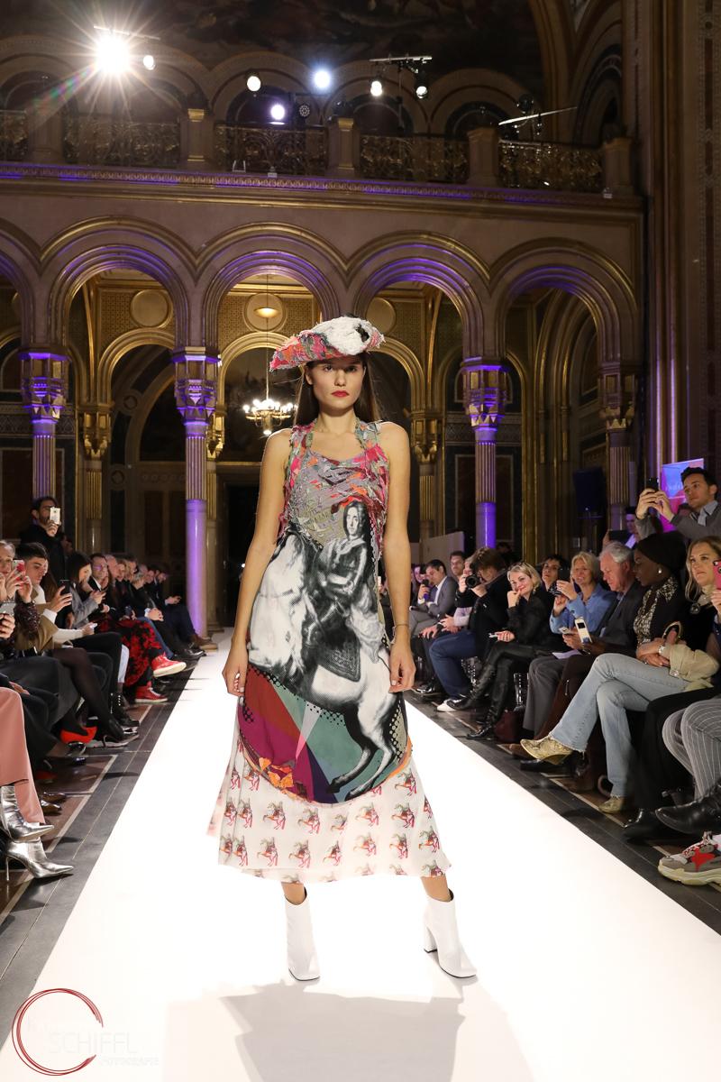 ANdAZ Salon mit Mode Wien Kollektion @ Heeresgeschichtlichen Mus