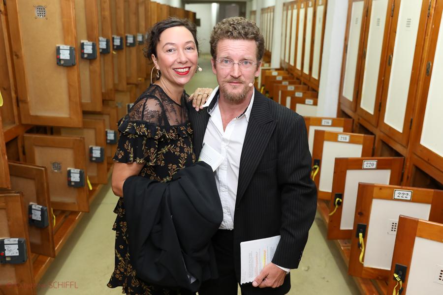 Ursula Strauss und Raphael von Bargen @ Thermalbad Voeslau