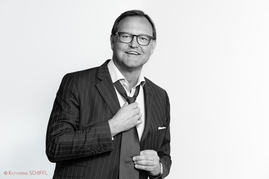 Sanofi Österreich Geschäftsführer Wolfgang Kaps
