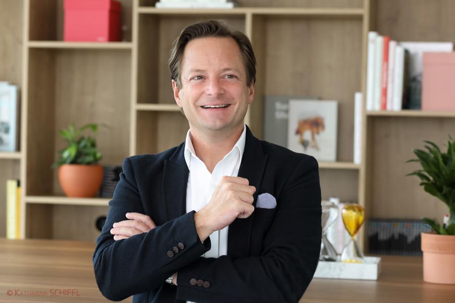 WOCODEA Geschäftsführer Markus Nagl