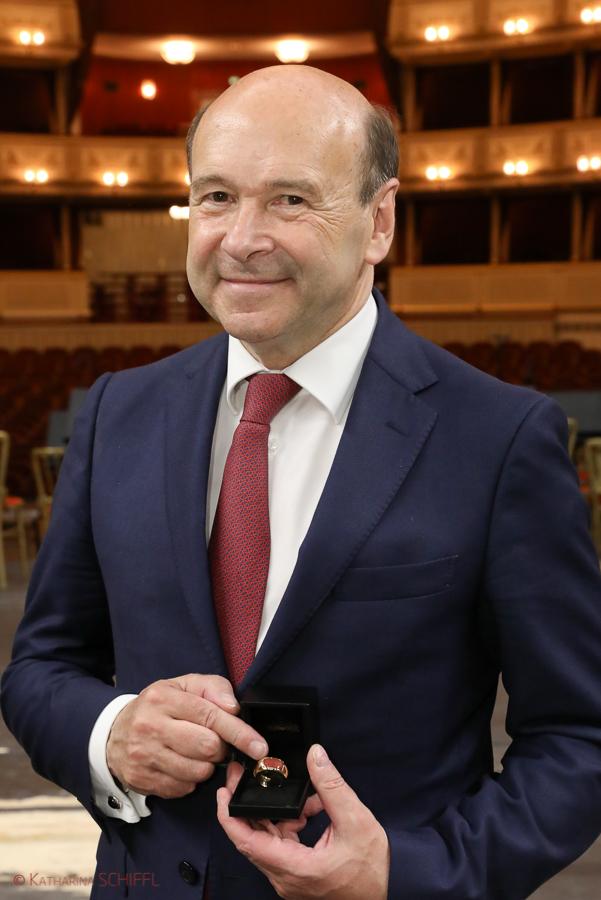 Dominique Meyer @ Wiener Staatsoper