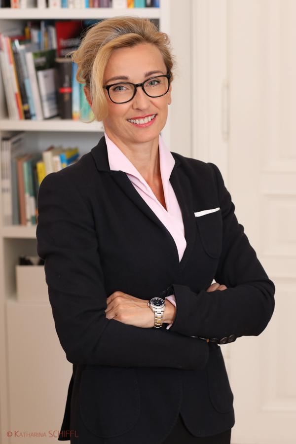 LSS Leadership Services Geschäftsführerin Dr. Judith Girschik