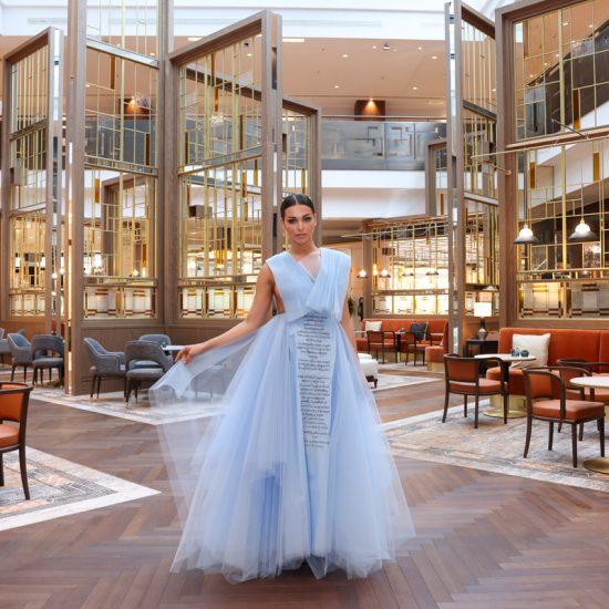 Lili Paul-Roncalli @ Haute Couture Austria Shooting