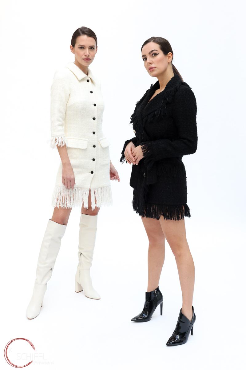 Millé Milano FashionShooting mit Franziska Kavka Nadine Mirada