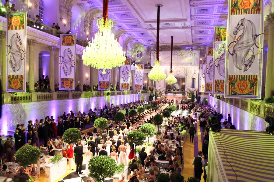 Fete Imperial in der Spanischen Hofreitschule Wien