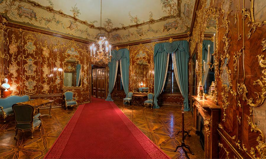 Schloss Schöenbrunn Millionenzimmer