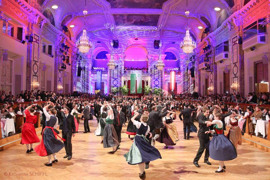 BOKU Ball 2014 @ Hofburg Vienna