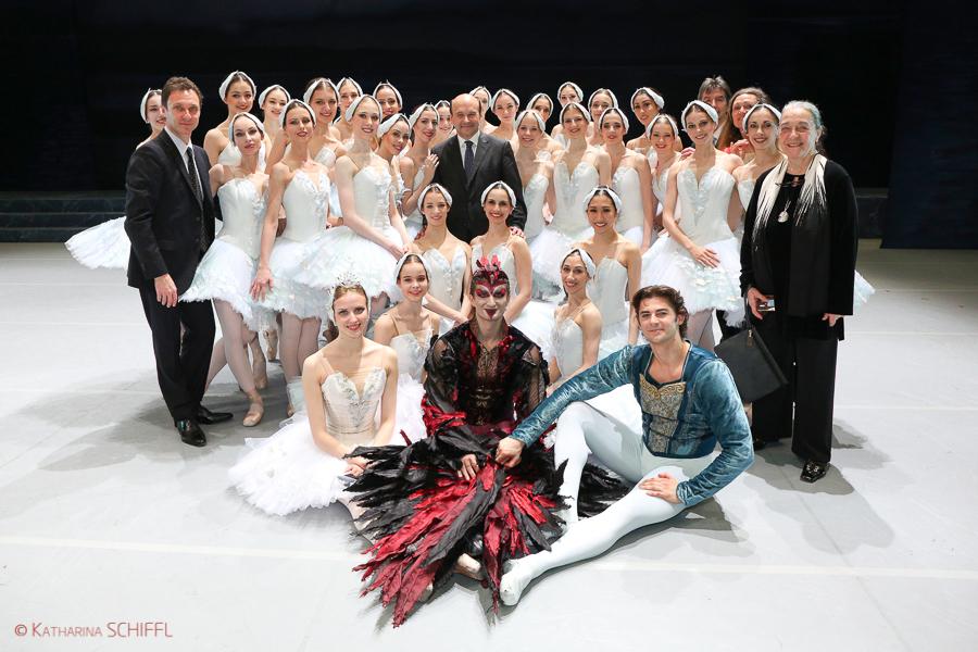 Schwanensee Premiere @ Wiener Staatsoper