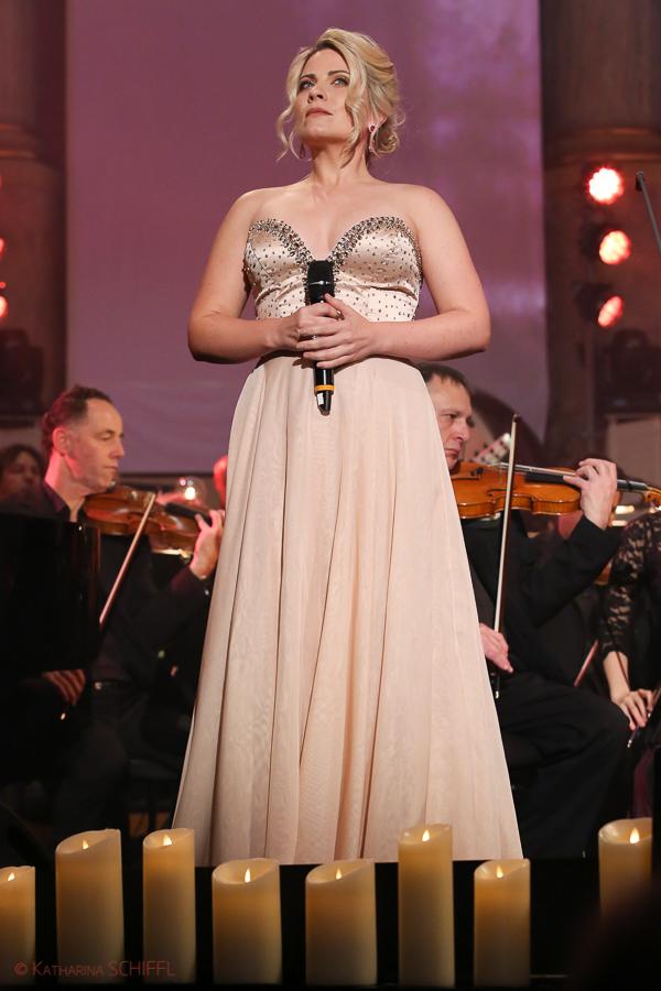 Louise Dearman @ Hollywood in Vienna 2015-Gala