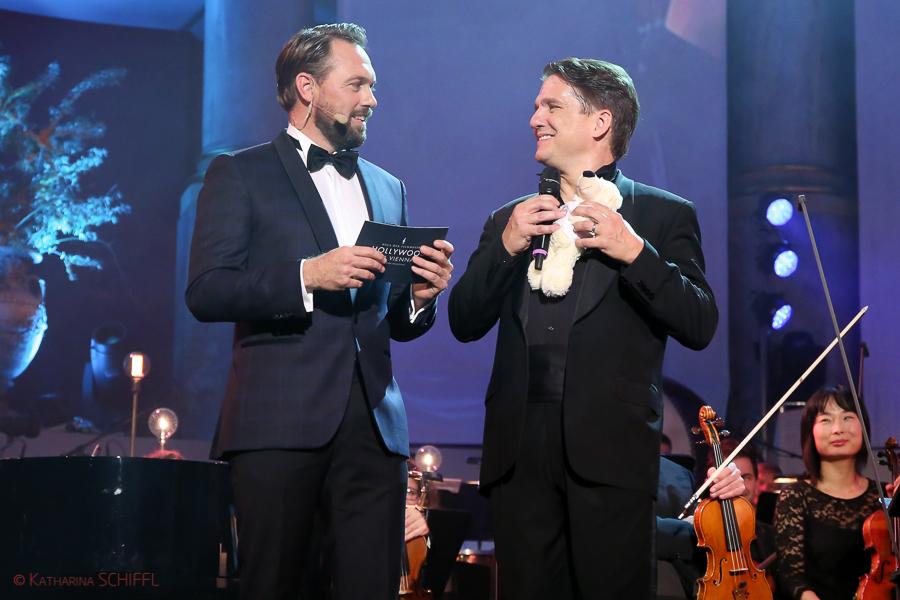 Steven Gätjen & Keith Lockhart @ Hollywood in Vienna 2015 – Gal