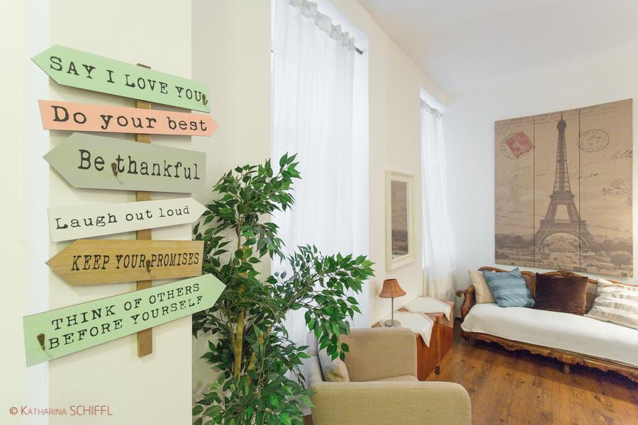 Apartment Paris-in-Vienna