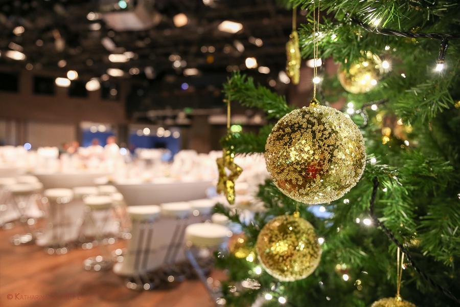 Firmen-Weihnachtsfeier @ Studio44