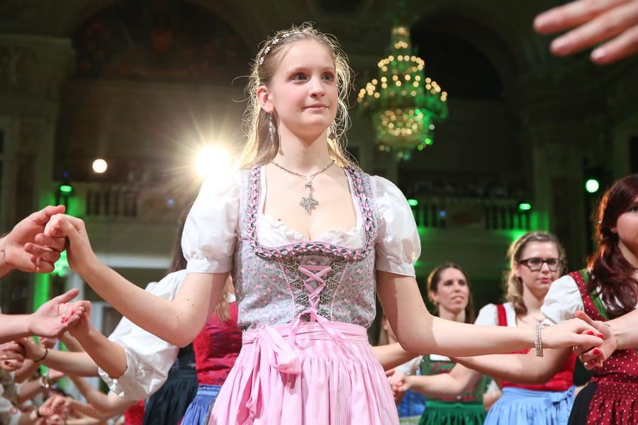 Steirerball ERoeffnung @ Hofburg Vienna
