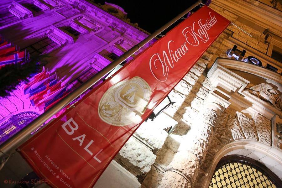 Ball der Wiener Kaffeesieder 2016 @ Hofburg Vienna