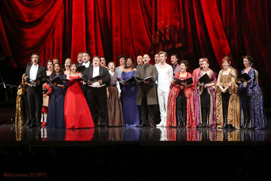 Musical meets Opera @ Raimund Theater Wien