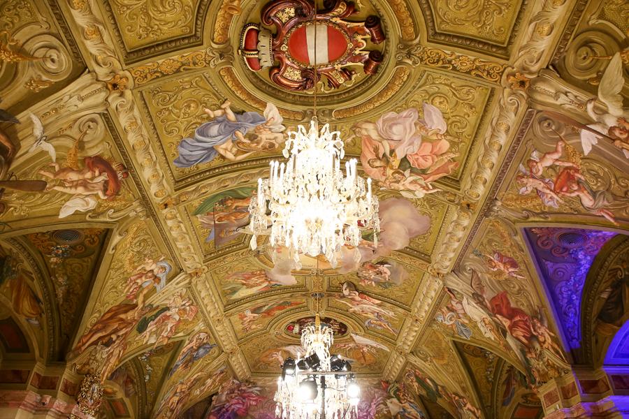 Palais Niederoesterreich @ Vienna