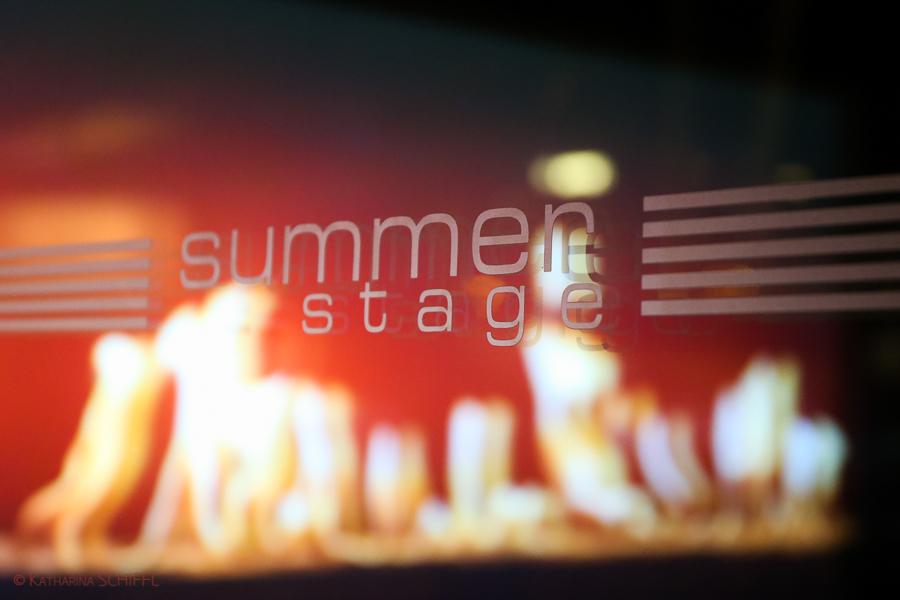 Lagerfeuer-Stimmung @ Summerstage Vienna