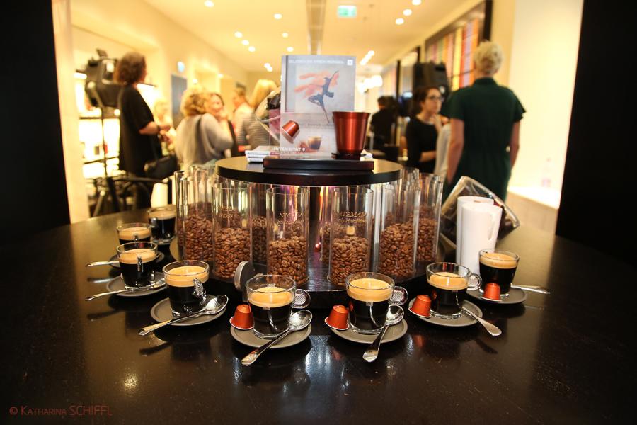 WIENERIN-Nespresso-Talk mit Franziska Knuppe
