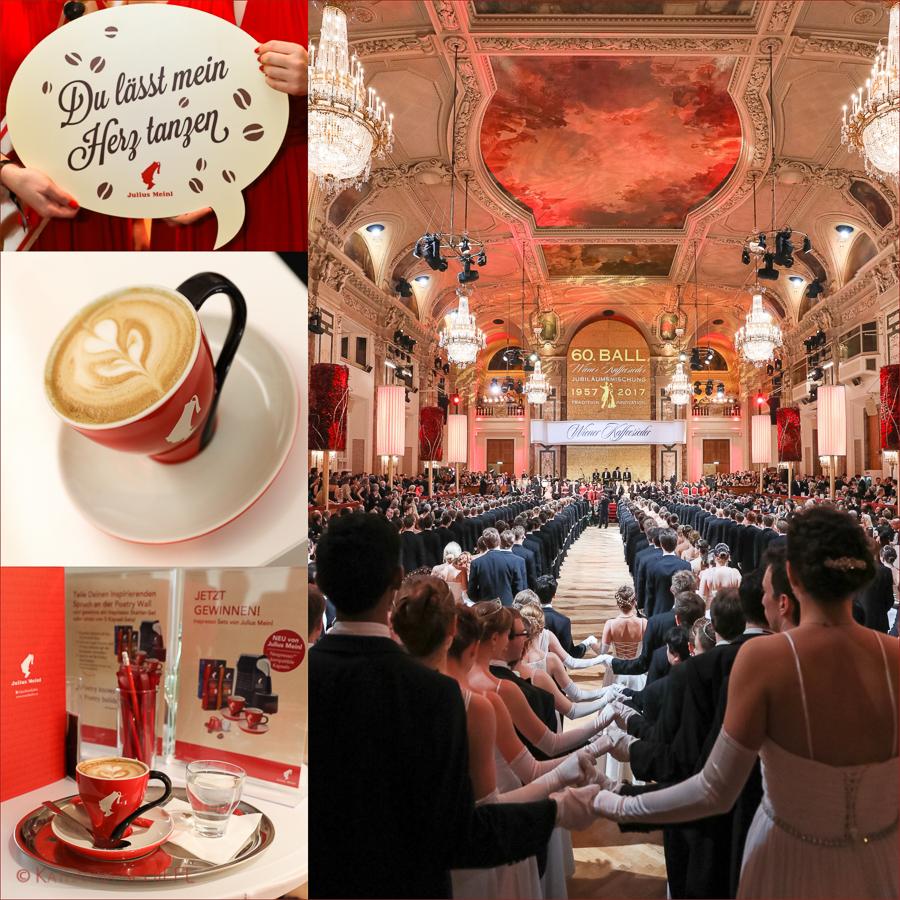 Julius Meinl @ 60. Ball der Wiener Kaffeesieder