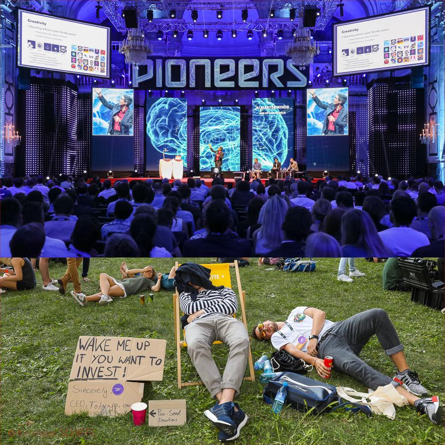 Pioneers Festival @ Hofburg Vienna