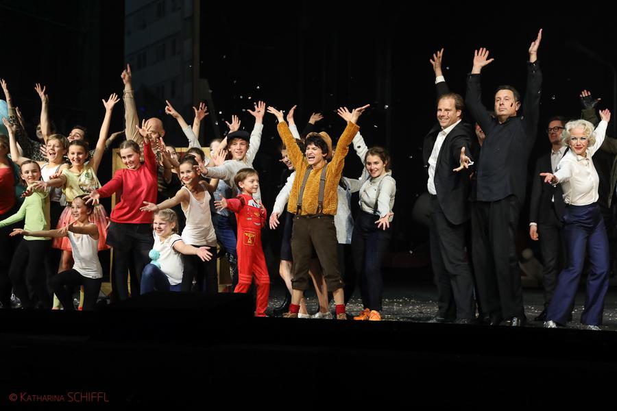 Pinocchio Premiere @ Volksoper Wien