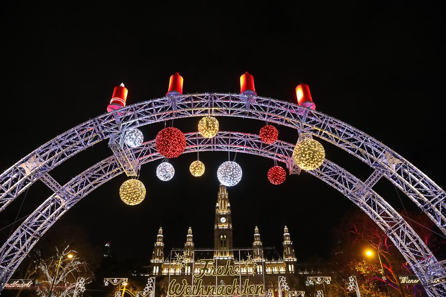 Advent-Weihnachtsmarkt @ Wiener Rathausplatz