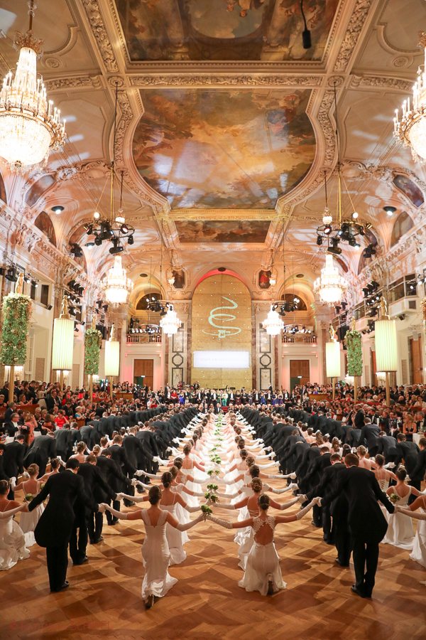 Wiener Kaffeesiederball 2020 @ Hofburg Vienna